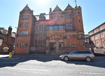 Thumbnail 2 bed flat to rent in Victoria Institute, Sansome Walk, Worcester, Worcestershire