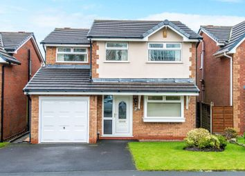 Thumbnail 4 bedroom detached house to rent in Witham Close, Standish, Wigan