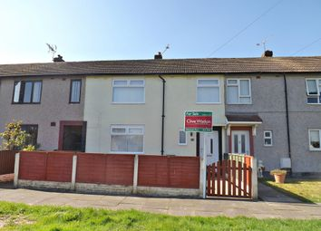 Thumbnail 3 bed terraced house for sale in Winchester Avenue, Ellesmere Port, Cheshire