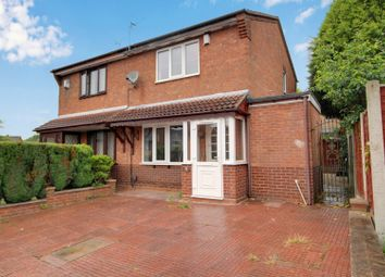 Thumbnail 2 bed semi-detached house for sale in Club Row, Upper Gornal, Dudley, West Midlands