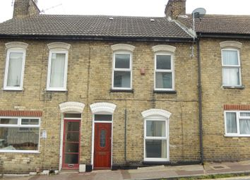Thumbnail 3 bedroom terraced house to rent in Pagitt Street, Chatham, Kent.