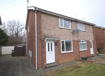 Thumbnail 2 bed semi-detached house for sale in Appleton Way, Bentley, Doncaster