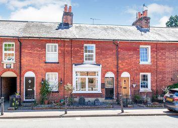 Thumbnail 2 bed terraced house for sale in Castle Terrace High Street, Hadlow, Tonbridge, Kent