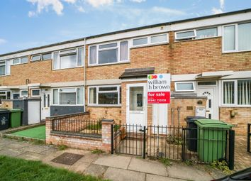 Thumbnail 3 bed terraced house for sale in Ely Way, Thetford