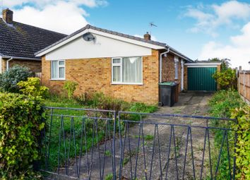 Thumbnail 3 bed detached bungalow for sale in Springfield Road, Ruskington. Sleaford