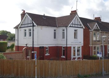 Thumbnail 4 bed detached house for sale in Sheldon Road, Chippenham