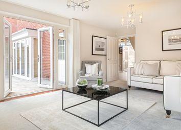 "Thumbnail 4 bed detached house for sale in ""Layton"" at Bridlington Road, Stamford Bridge, York"