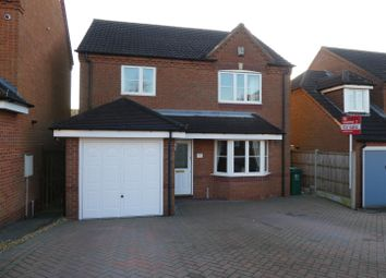 Thumbnail 3 bed detached house for sale in Aston Drive, Newhall