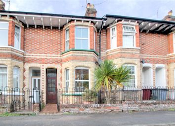 Thumbnail 3 bed terraced house for sale in Swainstone Road, Reading