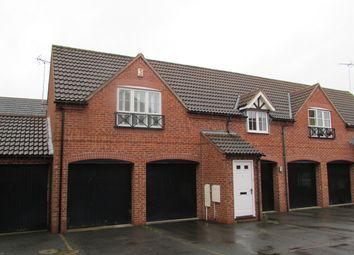 Thumbnail 2 bedroom flat to rent in Sharnbrook Avenue, Hampton Vale