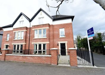 Thumbnail 2 bedroom flat for sale in Killinchy Street, Comber, Newtownards