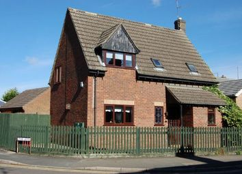 Thumbnail 3 bedroom detached house for sale in The Leys, Long Buckby, Northampton