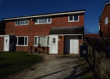 Thumbnail 4 bed semi-detached house for sale in Northlands, Moss Side, Leyland