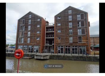Thumbnail 1 Bed Flat To Rent In Merchants Quay The Docks Gloucester