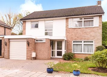 Thumbnail 4 bed detached house for sale in Warburton Close, Harrow Weald, Middlesex