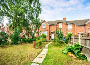Thumbnail 3 bed terraced house for sale in Doncaster Road, Highfields, Doncaster