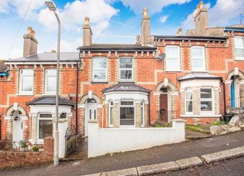 Thumbnail 2 bed terraced house for sale in Vale View Road, Dover, Kent
