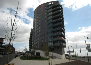 Thumbnail 2 bed flat to rent in Echo Central 2, Cross Green Street, Leeds