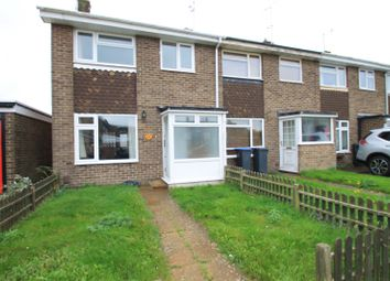 3 bed end terrace house to rent in Galsworthy Close, Goring-By-Sea, Worthing BN12