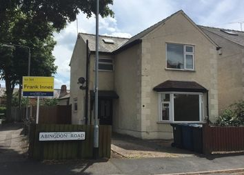 Thumbnail 3 bed detached house to rent in Abingdon Road, West Bridgford, Nottingham