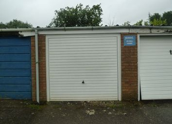 Thumbnail Parking/garage to rent in Cheshire Road, Exmouth