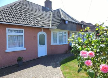 Thumbnail 2 bed bungalow to rent in Leith Avenue, Portchester, Fareham