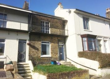 Thumbnail 2 bedroom terraced house for sale in 275 London Road, Dover, Kent