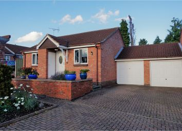 Thumbnail 2 bed detached bungalow for sale in Coniston Court, Leicester