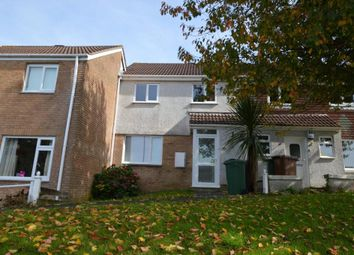 Thumbnail 3 bed terraced house to rent in Winnow Close, Staddiscombe, Plymouth, Devon