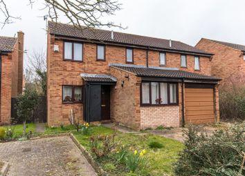 Thumbnail 4 bed semi-detached house for sale in Edrich Avenue, Milton Keynes, Buckinghamshire
