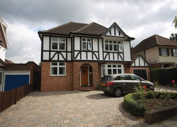 Thumbnail 5 bed detached house for sale in Husseywell Crescent, Hayes, Bromley