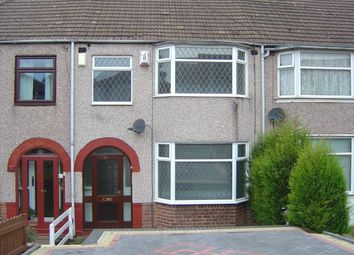 Thumbnail 3 bed terraced house to rent in Cornelius Street, Cheylesmore, Coventry