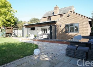 Thumbnail 4 bed detached house for sale in Grange Drive, Bishops Cleeve, Cheltenham