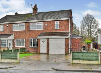 3 bed semi-detached house for sale in Dunnisher Road, Manchester, . M23