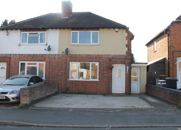 Thumbnail 3 bed semi-detached house to rent in Stonehill Avenue, Birstall, Leicester