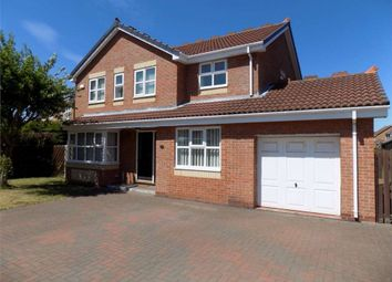 4 bed detached house for sale in Conway Close, Bedlington, Northumberland NE22
