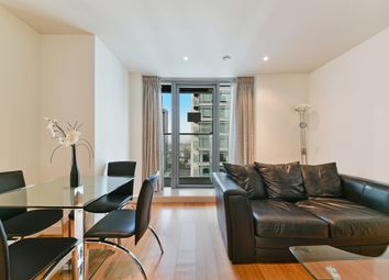 Thumbnail 1 bed flat to rent in East Tower, Pan Peninsula, Canary Wharf