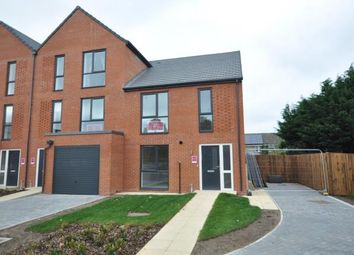 Thumbnail 4 bed end terrace house for sale in Barleyfield, Pensby, Wirral