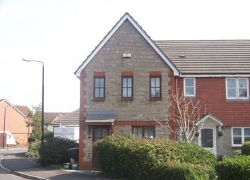 Thumbnail 3 bed property to rent in Wheatfield Drive, Wick St. Lawrence, Weston-Super-Mare