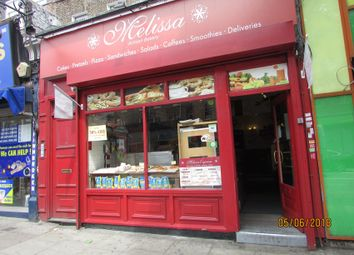 Thumbnail Restaurant/cafe to let in Camden High Street, Camden, London