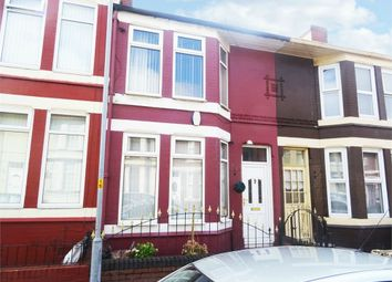 Thumbnail 3 bed terraced house for sale in Downing Road, Bootle, Merseyside