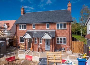 Assington, Sudbury, Suffolk CO10. 3 bed semi-detached house