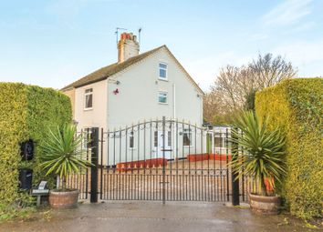 Thumbnail 3 bed semi-detached house for sale in North Drove Bank, Cuckoo Bridge Cross Roads, Spalding