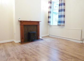 Thumbnail 2 bed terraced house to rent in Hall Street, Preston