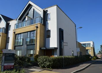 Thumbnail 4 bedroom end terrace house for sale in St. Clements Avenue, Romford
