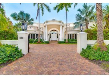 Thumbnail Property for sale in 552 N Island Dr, Golden Beach, Fl, 33160