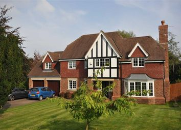 Thumbnail 5 bedroom detached house to rent in Nightingale Walk, Stallington, Blythe Bridge