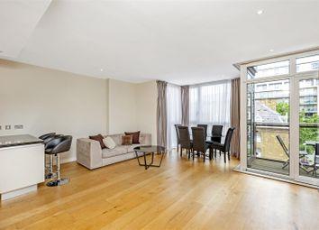 Thumbnail 2 bed flat for sale in Hepworth Court, Grosvenor Waterside, Gatliff Road