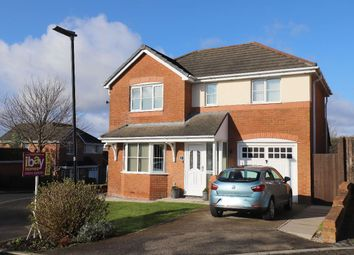 Thumbnail 4 bed detached house for sale in Saxon Heights, Heysham, Morecambe
