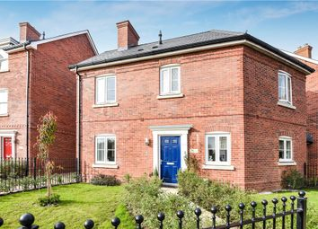 Thumbnail 3 bed link-detached house for sale in Griffin Close, Wimborne
